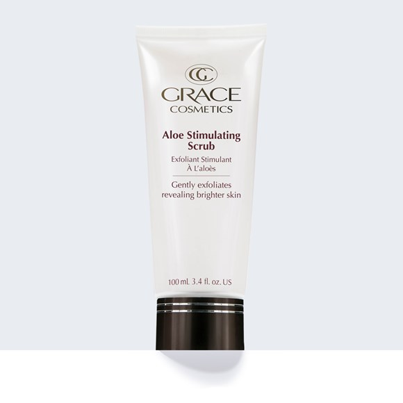 Aloe Stimulating Scrub